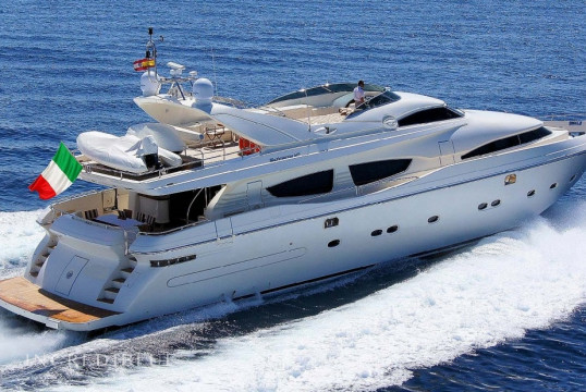 Yacht rent Rizzardi Technema Posillipo 95 in Marina di Casamicciola, Campania
