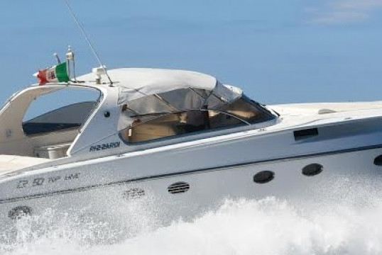 Motorboat rent Rizzardi 50 Top Line in Porto di Sorrento, Campania