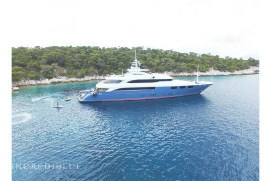 Yacht rent Custom Steel 173 in Marina Kalamaki, Athens