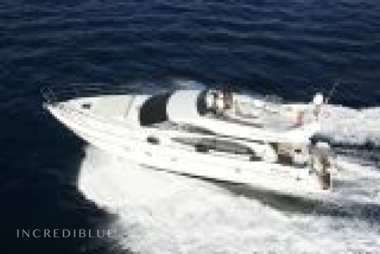 Yacht rent Azimut 58 in Port Pierre Canto, Alpes Maritimes - Cannes
