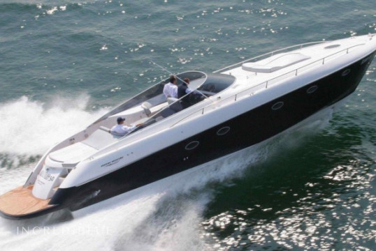 Motorboat rent Custom 50 in Positano Marina, Campania