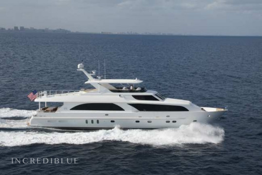 Yacht rent Hargrave 101 in Fort Lauderdale , South Florida