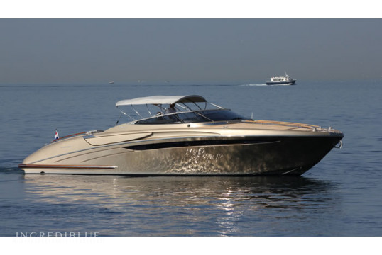 Motorboat rent riva Rivarama 44 in Port Pierre Canto, Alpes Maritimes - Cannes