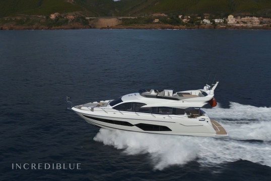 Yacht rent Sunseeker Manhattan 66 in Port d'Eivissa, Ibiza