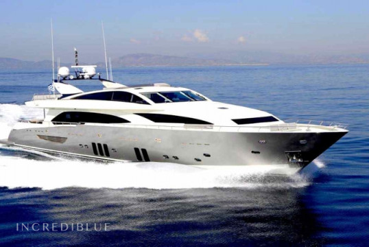 Yacht rent Couach Couach 3700 Fly in Athens Marina, Kalamaki (Athens)
