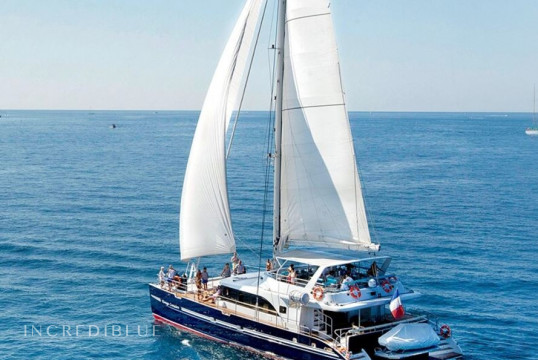 Catamaran rent Custom Maxi catamaran in Port de Cannes, Alpes Maritimes - Cannes