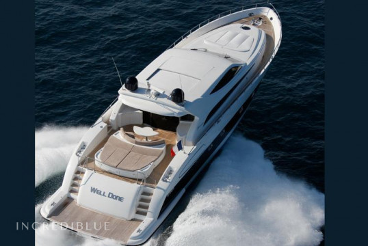 Yacht rent Alfamarine 78 in Cogolin, Var