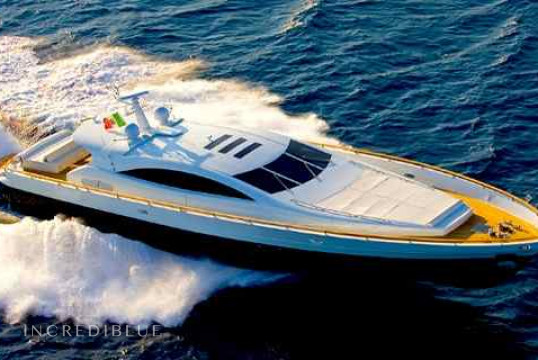 Yacht rent Italcraft 105 in Athens Marina, Athens
