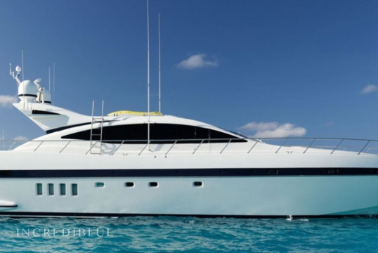 Yacht rent Mangusta Overmarine in Fort Lauderdale , South Florida
