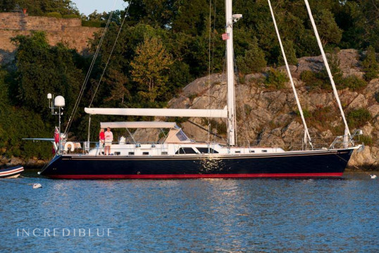 Sailing boat rent Hylas 70 feet in Newport, Rhode Island