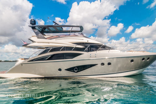 Yacht rent Marquis yachts 63ft in Miami Beach, South Florida