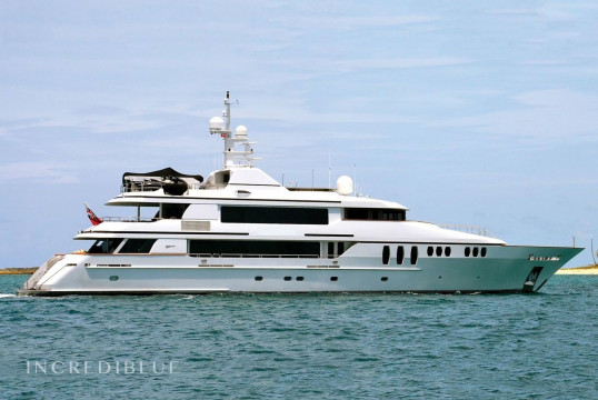 Yacht rent Trinity 150 feet in Fort Lauderdale , South Florida