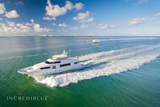 Yacht rent Westport  112ft in Coral Gables, North Florida