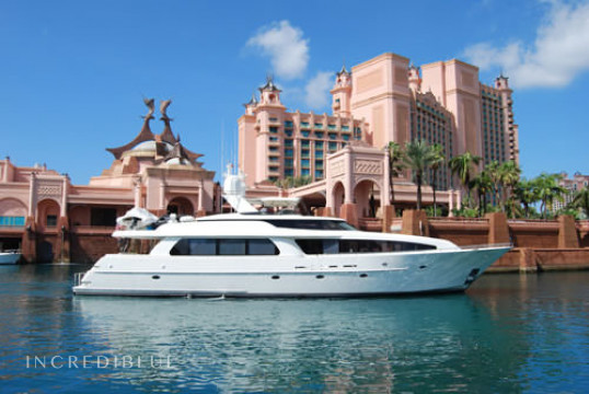 Yacht rent Crescent 103 feet in Fort Lauderdale , South Florida