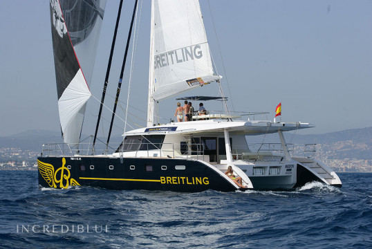 Huur catamaran Sunreef 62 in Port d'Eivissa, Ibiza
