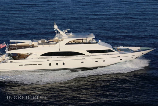 Yacht rent Hargrave 105ft in Newport, Rhode Island