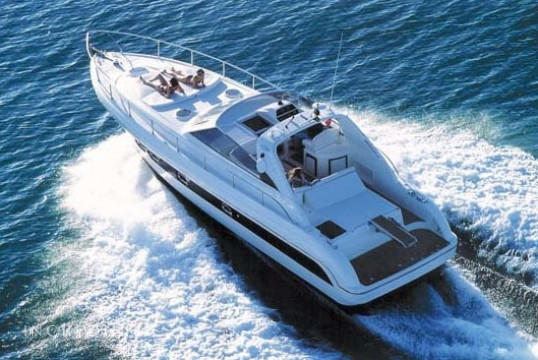 Huur jacht Gianetti 45 Sport in Port de Cannes, Alpes Maritimes - Cannes