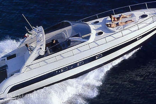 Yacht rent Gianetti 45 Sport in Port Nice, Alpes Maritimes - Nice