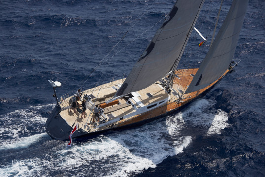 Sailing boat rent Custom made Trehard in Puerto de Palma, Mallorca