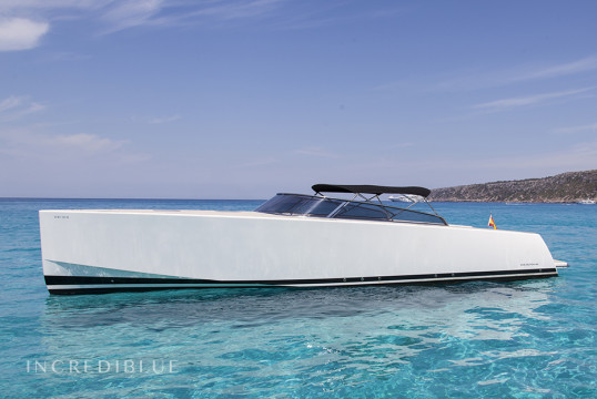 Yacht rent VanDutch VAN DUTCH 40 in Port d'Eivissa, Ibiza