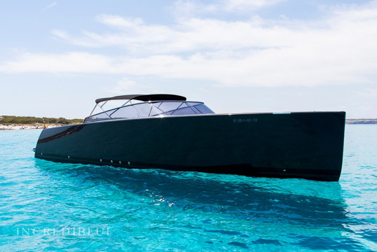 Yacht rent VanDutch 40 in Port d'Eivissa, Ibiza