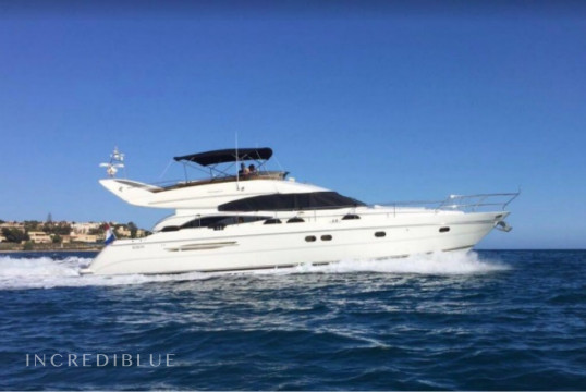 Yacht rent Princess Yachts  61 in Campello, Alicante