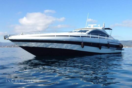Yacht rent Pershing 62 in Port Santa Lucia, Var - Saint-Raphaël