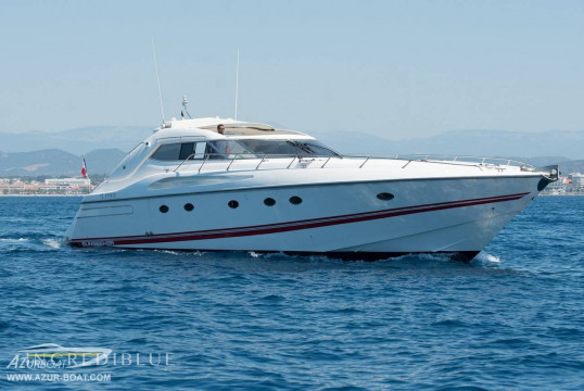 Yacht rent Sunseeker Predator 63 in Port de Fréjus, Var - Fréjus