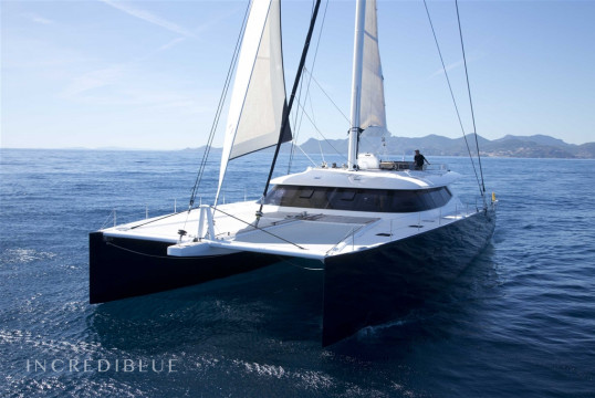 Catamaran rent Sunreef Yachts 80ft in Placencia, Belize
