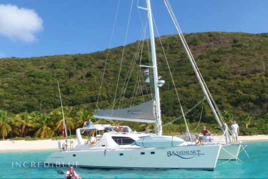 Catamaran rent Catamaran Fourcats in Village Cay Marina, British Virgin Islands