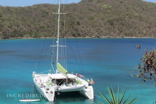 Catamaran rent Lagoon 5 in Nanny Cay Marina, British Virgin Islands