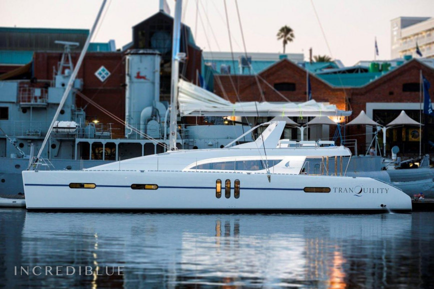 Matrix Yachts Explorer 76