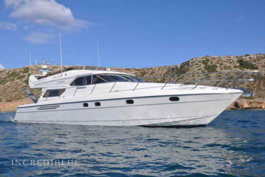 Yacht rent Princess 60 in Puerto de Palma, Mallorca