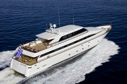 Yacht rent Technomarine CUSTOM in Zeas Port, Athens