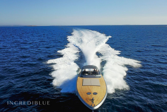 Motorboat rent Baia 63 in Port d'Eivissa, Ibiza