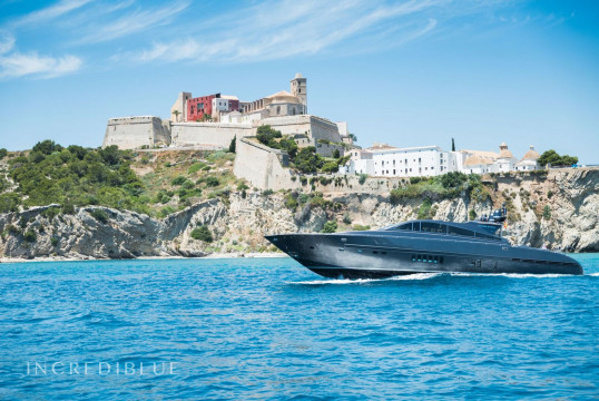 Yacht rent Arno Leopard 27 in Port d'Eivissa, Ibiza