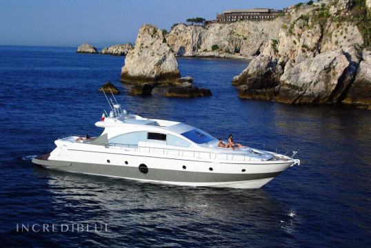 Yacht rent Aicon Yachts Aicon 72 sl in Porto di Sorrento, Campania