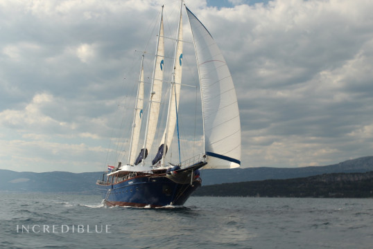 Gulet rent Custom Gulet in Port of Split, Split, Hvar