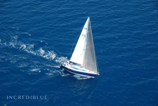 Sailing boat rent Feeling 110J in Kalamata Marina, Peloponnese