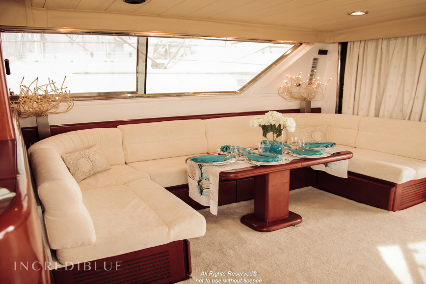 Posillipo Technema 64 Flybridge
