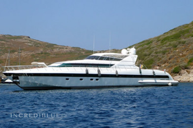 Mangusta 107 TS Hard-Top