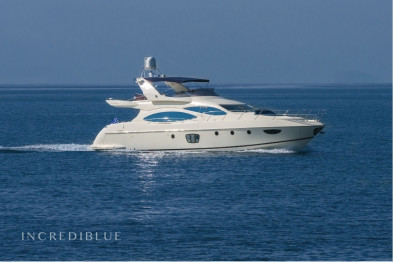 Azimut Evolution Flybridge
