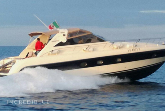 Yacht rent Gianetti 48 CRUISER in Trapani Yacht Harbour, Sicily
