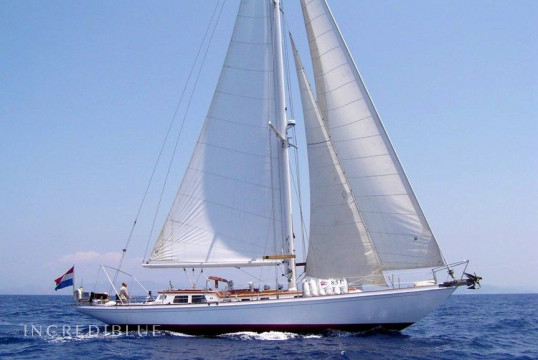 Sailing boat rent Cheoy Lee Cheoy lee  60 Fts in La Savina, Formentera