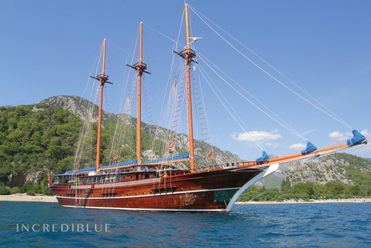 Gulet rent Custom 44m in Setur Netsel Marina, Marmaris