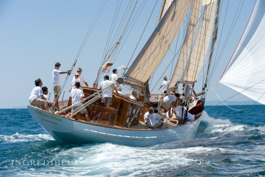 Gulet rent custom  built staysail schooner in Santa Lucia Napoli, Campania