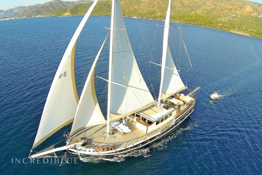 Gulet rent Custom Ketch in Setur Netsel Marina, Marmaris