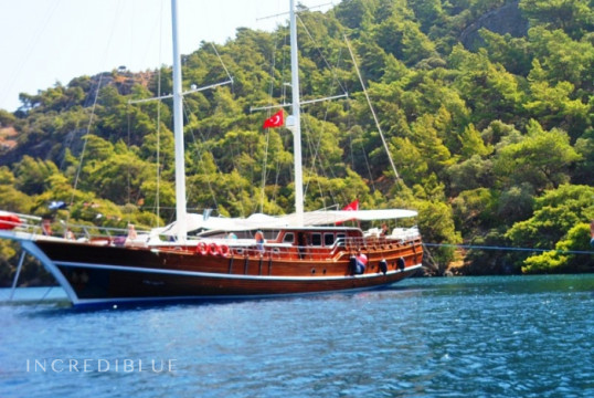 Gulet rent Custom 34m in Setur Netsel Marina, Marmaris