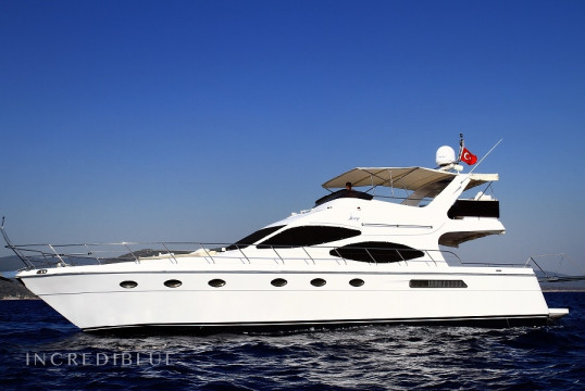 Yacht rent Custom 18.20m in Milta Marina, Bodrum