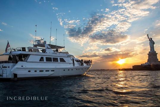 Louer yacht Custom 97ft, Jersey City, New Jersey